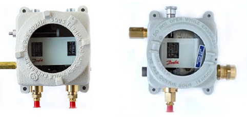 Ex Certificated Pressure switches-Transmitter and Measurement instruments