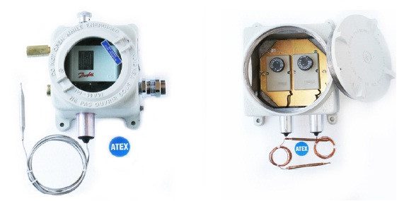 ex certificated thermostad
